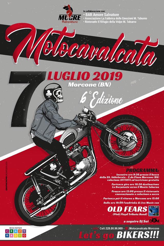 Motocavalcata 2019