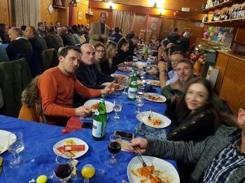 cena fine anno 34