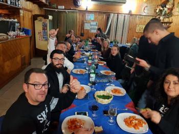 cena fine anno 5